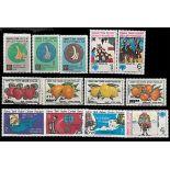 Chypre Turc année 1979 complète en timbres neufs