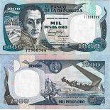 Banknote Colombia collection - PK N° 432 - 1000 Pesos