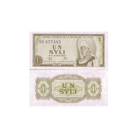 Billets de collection Billet de banque collection Guinee Française - PK N° 20 - 1 Sylis Billets de Guinée Française 6,00 €