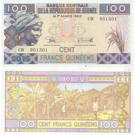 Billets de collection Billet de banque collection Guinee Française - PK N° 47 - 100 Francs Billets de Guinée Française 2,00 €