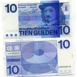 Banknote Netherlands collection - PK N° 91 - 10 Gulden