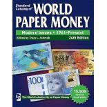 Weltweiter Führer der Banknoten seit 1961 an unseren Tagen