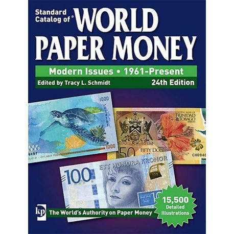 World guide of banknotes since 1961 at our days