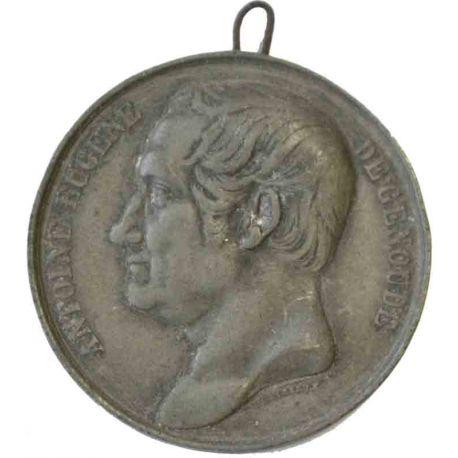 Médaille Antoine Eugène Genoud dit l'abbé de Genoude