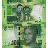 Banknote South Africa collection - PK N° 999 - 10 Rand