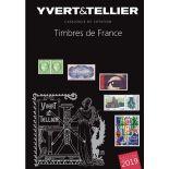 Catalogue France Yvert et Tellier 2019