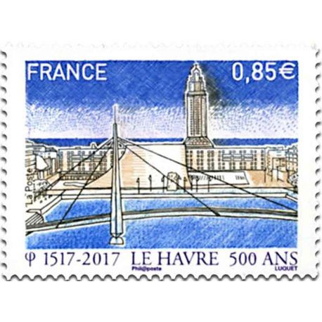 Timbres France N° Yvert & Tellier 5166 Neuf sans charnière