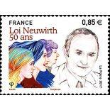Stamps France N° Yvert & Tellier 5121 Mint without hinge