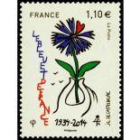 Timbres France N° Yvert & Tellier 4907 Neuf sans charnière