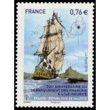 Stempel Frankreich N° Yvert & Tellier 4979 Neue ohne Scharnier