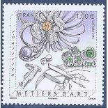 Francobolli France N° Yvert & Tellier 5114 nove senza cerniera