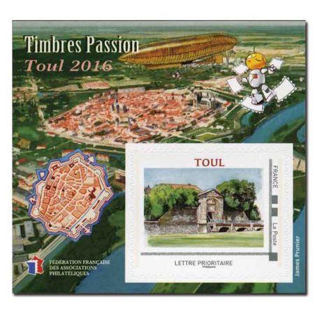 Bloque FFAP N° Yvert y Tellier 12 - nuevo sin bisagra