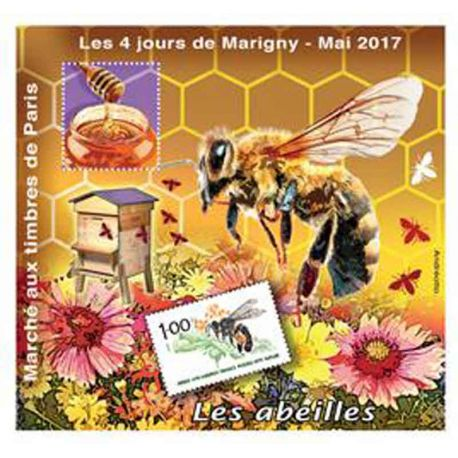 Bloc Carré Marigny N° Yvert et Tellier 29 - neuf sans charnière