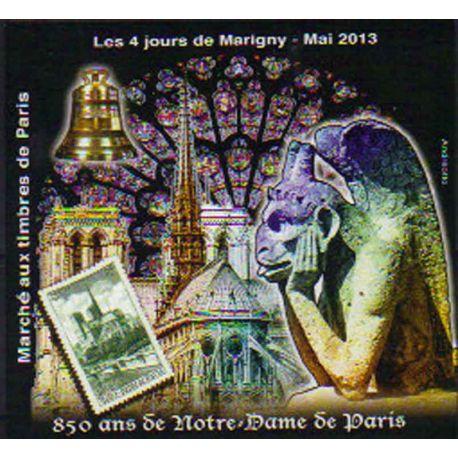 Bloc Carré Marigny N° Yvert et Tellier 25 - neuf sans charnière
