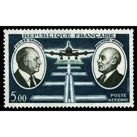 Stamp airmail France N° 46b Mint without hinge