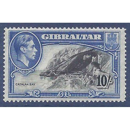 Gibraltar N° Yvert et Tellier 113 avec charnière