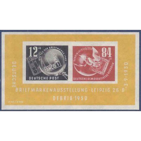 DDR Bloc N° 1 neuf sans charnière