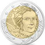 Francia 2018 - moneta 2 euro commemorativa Simone Veil