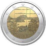 Finland 2018 - Coin 2 Euro commemorative Culture of the Finnish Sauna