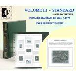 1849-1948 Album encyclopédique des timbres de France Standard