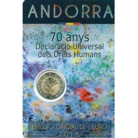 Andorra - 2 euro 2017 - 150 anni della riforma di 1866