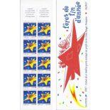 Timbre France Carnet Croix Rouge N° 2046 neuf sans charnière