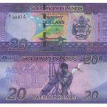 Billet de banque collection Salomon - PK N° 34 - 20 Dollar