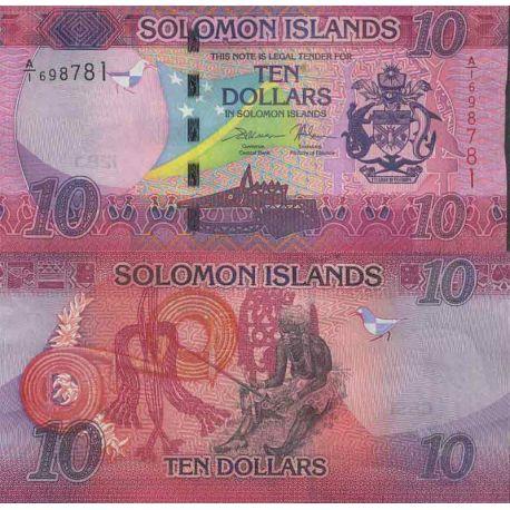 Billet de banque collection Salomon - PK N° 999 - 10 Dollar
