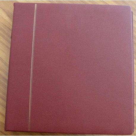 Lindner Frankreich 1977-2005 + 6 volumenmäßige Notizbücher
