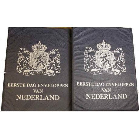 Pays-Bas Collection timbres et enveloppes 1990 à 2000
