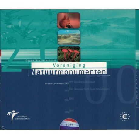 Pays Bas 2000 Coffret Brillant Universel