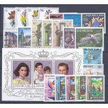 Luxembourg Année 1988 Complète timbres neufs