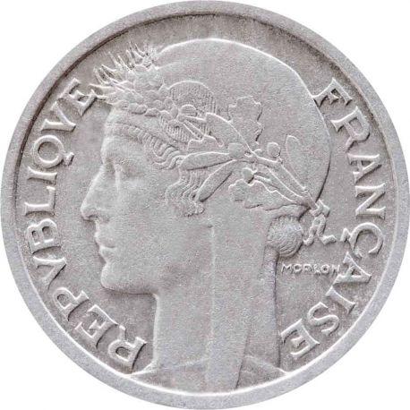 Pièce 1 franc Morlon 1941/1959
