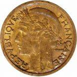 Pièce 1 franc Morlon 1931/1941