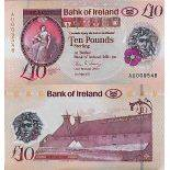 Billet de banque collection Irlande Nord - PK N° 999 - 10 Pound