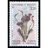 Timbre collection St Pierre & Miquelon N° Yvert et Tellier 611 Neuf sans charnière