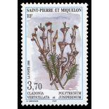 Timbre collection St Pierre & Miquelon N° Yvert et Tellier 626 Neuf sans charnière