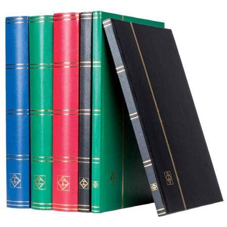 Einsteckbücher A4 Lindner Standard 16 weiße Seiten