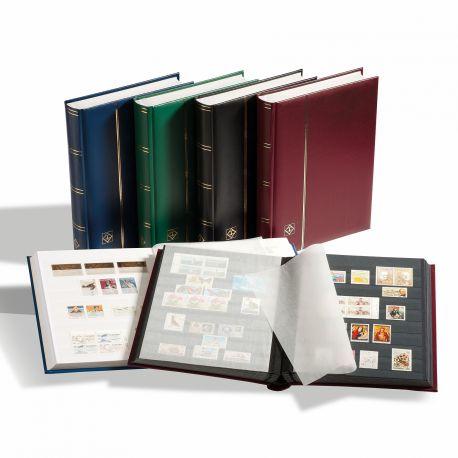 Matériel philatélique de marque Leuchtturm Classeurs A4 Leuchtturm Comfort 64 pages blanches 34,95 €