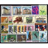 Luxembourg Année 1993 Complète timbres neufs