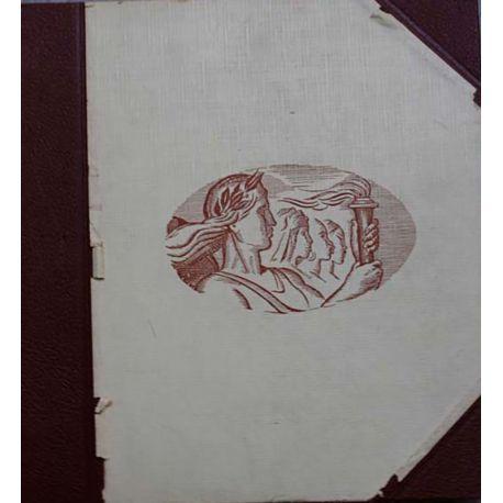 """Collection de timbres """"Union Française"""" neufs et oblitérés"""