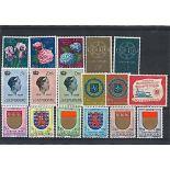 Luxembourg Année 1959 Complète timbres neufs