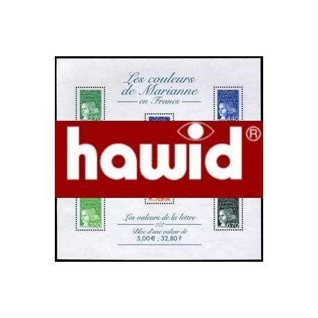 Formats spéciaux pochettes/bandes Hawid noire dble soudure Nombreux formats disponibles à partir de 1,50 €