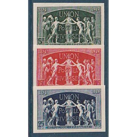 Timbre collection France N° Yvert et Tellier 850/852 Neuf avec charnière