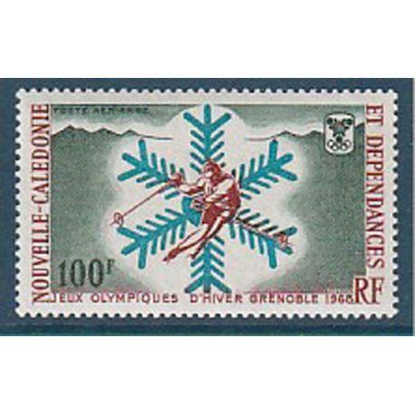 Timbre collection Nouvelle Calédonie N° Yvert et Tellier PA 96 Neuf sans charnière