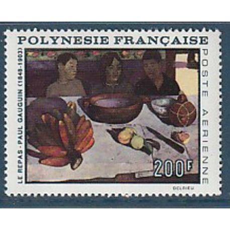 Timbre collection Polynésie N° Yvert et Tellier PA 25 Neuf sans charnière
