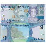 Banknoten Sammlung Cayman Pick Nummer 38 - 5 Dollar 2006