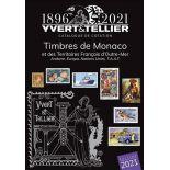 Catalogue Monaco et TOM Yvert et Tellier 2021