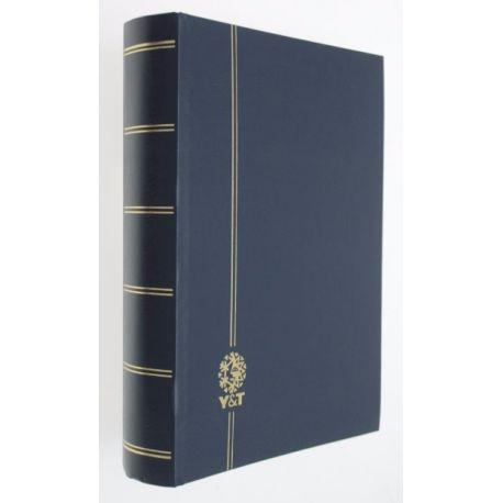 Matériel philatélique de marque Yvert et Tellier Classeurs timbres Yvert et Tellier A4 - 64 Pages Noires 28,57 €