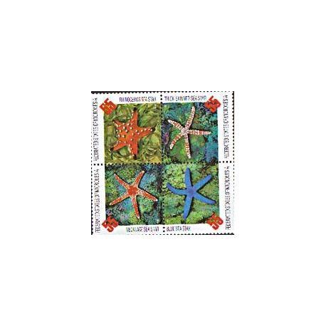 Mikronesien - Nr. 413/16-neun ohne Scharnier